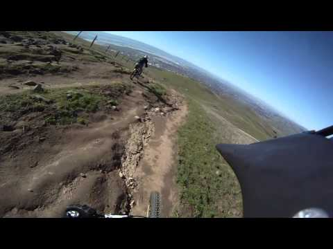 Mission Peak Downhill Ohlone Side MTB (Fremont, CA)