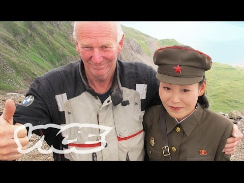 North Korean Motorcycle Diaries video