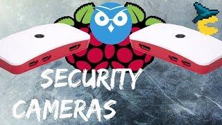 Raspberry Pi Zero surveillance cameras [MAKER'S REPORT]