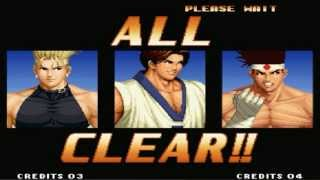 The King Of Fighters 97 - Final Secreto - Benimaru,Kim e Joe - Sidekick Team - (PT-BR)