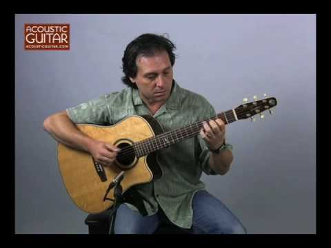 "Acoustic Guitar Instrumental - Peppino D'Agostino plays ""Grand Canyon"""