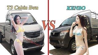So sánh xe tải Kenbo Chiến Thắng & T3 Trường Giang