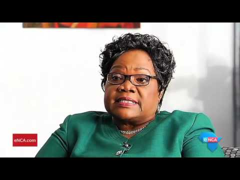 Mujuru speaks about Zimbabwe elections