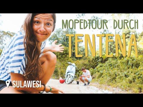 Durch Tentena und in einer besonderen Unterkunft • Sulawesi • Weltreise Vlog #131