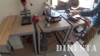 ✔ DiResta Maker Space Tables (OLD VIDEO)