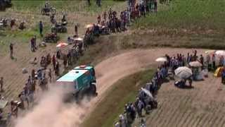 STAGE 1 & 2. IVECO FIGHTS HARD AT DAKAR 2015!