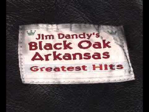 Jim Dandy's Black Oak Arkansas - Post Toastee