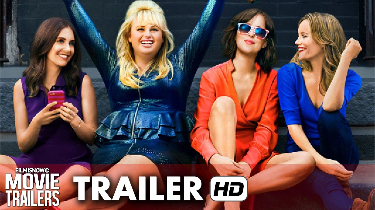 How To Be Single Official Trailer #1 (2016) - Dakota Johnson, Rebel Wilson [HD]