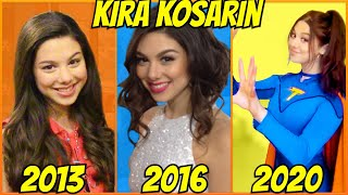Kira Kosarin 🔥 The Thundermans Before & After 2020 (Then and Now)
