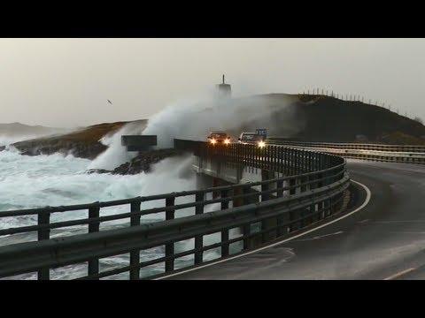 Craziest Roads in the World