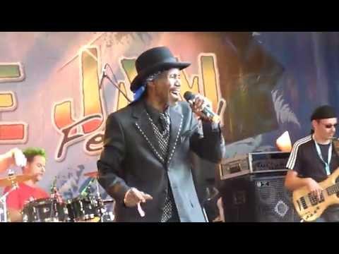 Errol Dunkley - 'O.K. Fred' 2014 Reggae Jam