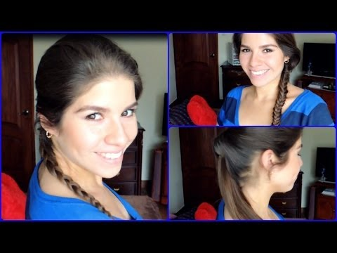 3 peinados RAPIDOS Y FACILES   Hair Tutorial