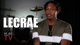 Lecrae Speaks on Being Molested by His Babysitter at 7 Years Old (Part 1)