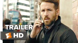 Criminal Official Trailer #1 (2016) - Ryan Reynolds, Gal Gadot Movie HD