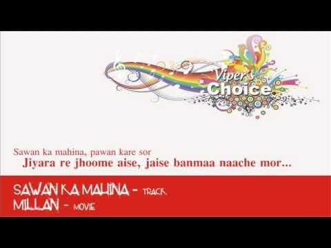 Sawan Ka Mahina - Millan