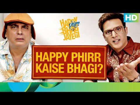 Happy Phirr Kaise Bhagi? | Jimmy Sheirgill & Piyush Mishra