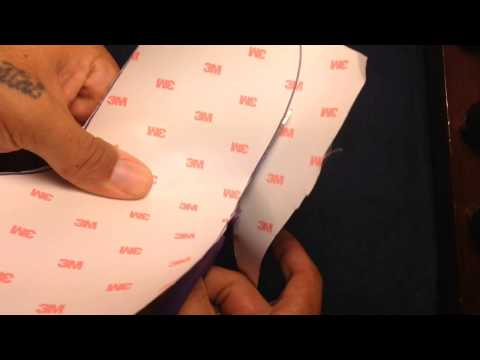Protect Your Sneaker Sole With 3M Clear Vinyl Wrap