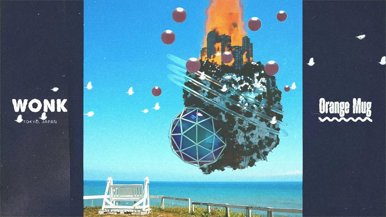 "WONK - 新譜シングル""Orange Mug""のオーディオビジュアル(試聴音源)を公開 2019年5月29日配信開始 thm Music info Clip"
