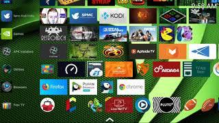 Creating Shortcut Icons For Nvidia Shield