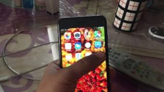 Reliance jio speed test on iPhone 7 plus