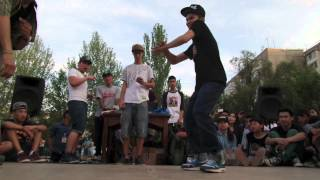 | Callout Battle With Judge | YagFunky vs Jan Voinov