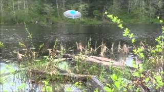 Pond UFO Crash