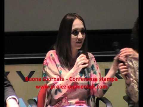 BUONA GIORNATA/2 Conferenza Stampa