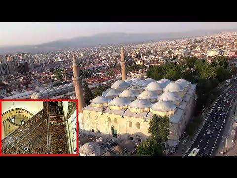 Bursa Ulu Cami'nin Gizemleri