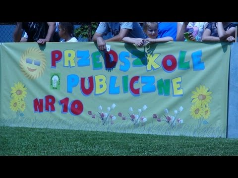 przedszkole nr 10 festyn rodzinny reportaż