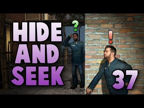 The Door Breaks Down?! (Hide & Seek #37)