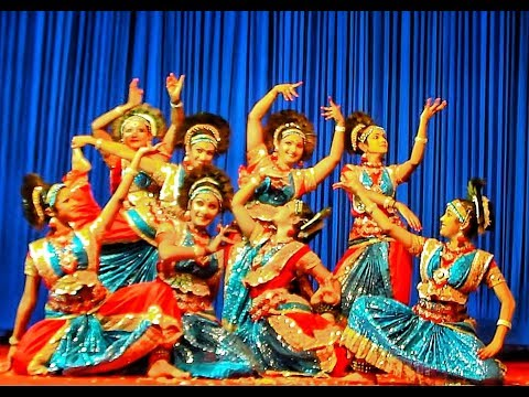 Sarga Semi Classical Dance video