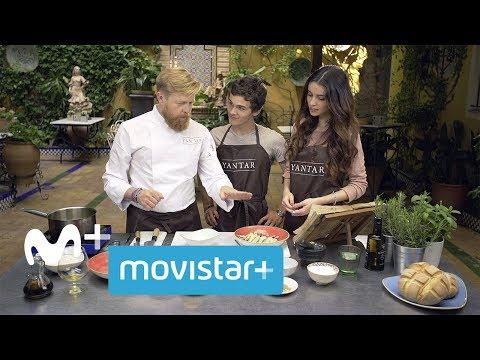 La Peste: Yantar 4 - De cómo Sergio Castellanos y Lupe del Junco cocinan sardinas | Movistar+