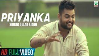 Gulab Sidhu  Priyanka  Official Full Song  2014