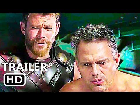 THOR RAGNAROK Strongest Avenger Funny Movie Clip (2017) Thor 3, Marvel Movie HD