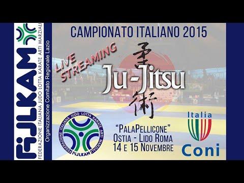 Campionato italiano Ju-Jitsu 2015