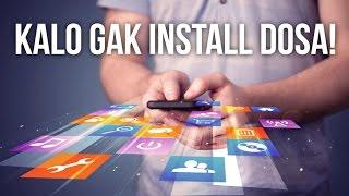 10 Aplikasi Wajib Install di Android Baru