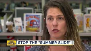 Stop that summer academic slide! Three ways to get your kids reading during their summer break