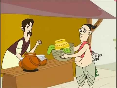 The Tricky Merchant   Cartoon Channel   Famous Stories   Hindi Cartoons   Moral Stories