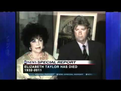 Elizabeth Taylor Dead at 79