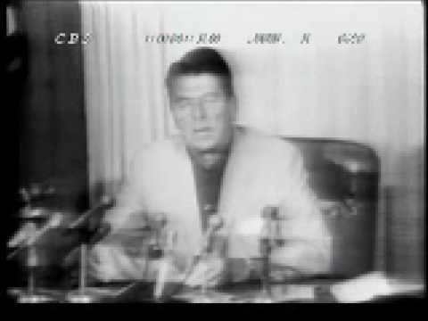 Gov. Reagan and the California budget standoff (1969)