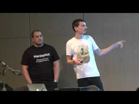 32C3 - Hardsploit A Metasploit like tool for hardware hacking