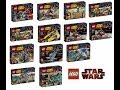 LEGO Star Wars 2014 Sets & Minifigs Overview HD | By @FLYGUY