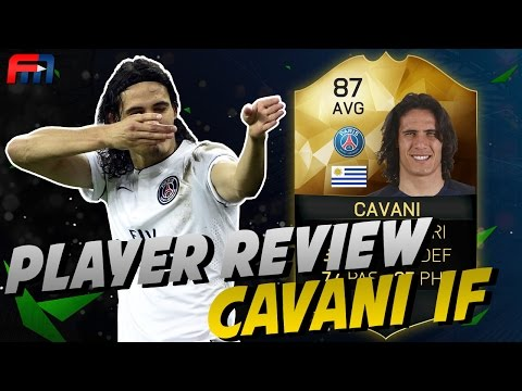 FUT16 | Player Review | IF Edinson Cavani (AG : 87) !