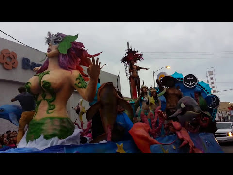 MARIBEL GUARDIA EN CARNAVAL GUAYMAS 2014