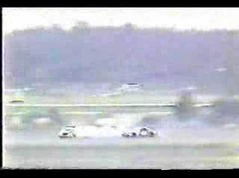 Rusty Wallace Daytona Flip 1983 Video