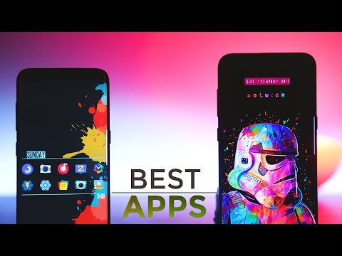 Top 10 Best Must Have Android Apps | Samsung Galaxy S8