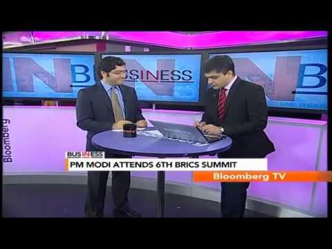 In Business: PM Modi Attends 6th BRICS Summit