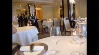 dinner at Restaurant Gordon Ramsay