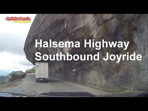 Pinoy Joyride - Halsema Highway (South Bound) Joyride