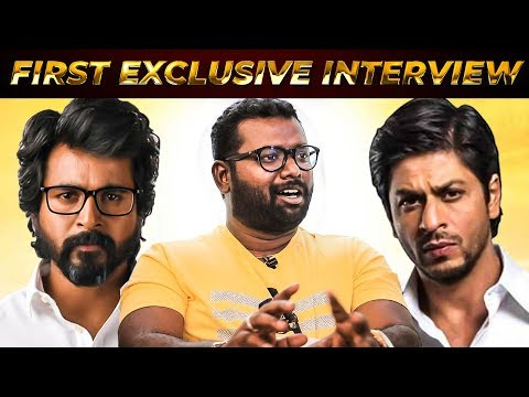 Siva Karthikeyan In Kanaa Is Copy Of Shahrukh Khan In Chak De India? Arunraja Kamaraj's Reply |RS 84